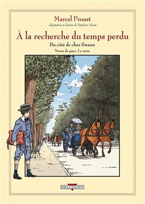 خرید کتاب فرانسه A la recherche du temps perdu - Noms de pays : le nom Tome 06