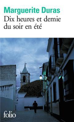 خرید کتاب فرانسه Dix heures et demie du soir en été