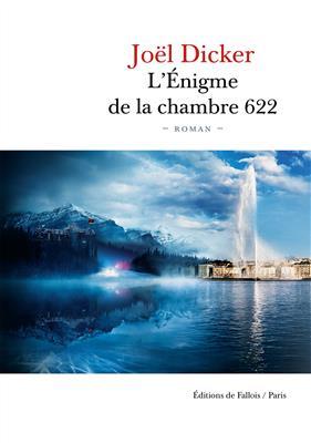 خرید کتاب فرانسه L'Énigme de la chambre 622