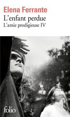 خرید کتاب فرانسه L'amie prodigieuse IV L'enfant perdue. Maturité