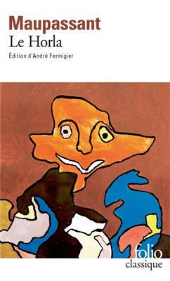خرید کتاب فرانسه Le Horla هورلا