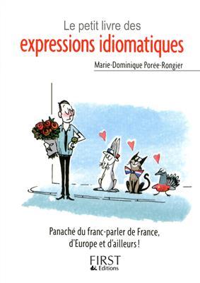 خرید کتاب فرانسه Le Petit Livre DES Expressions Idiomatiques