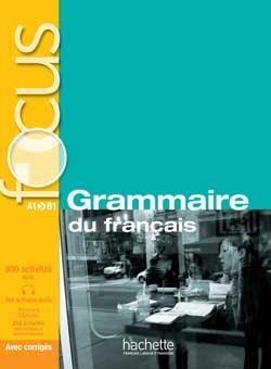 خرید کتاب فرانسه Focus : Grammaire du français + corriges + CD audio